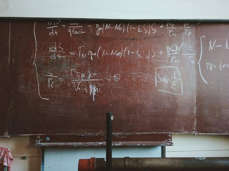 chalkboard-equations