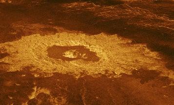 The hellish Venus surface in 5 vintage photos