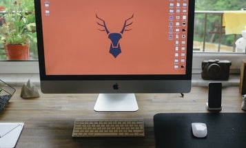 Clean up your computer's embarrassingly messy desktop. Seriously. Please.