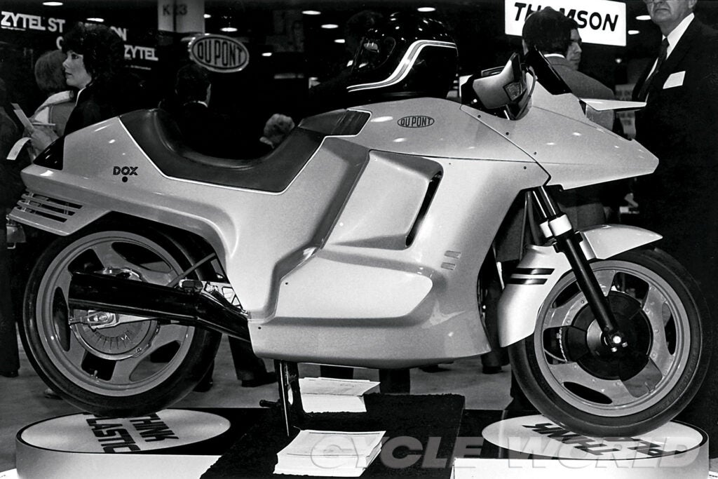 DuPont bike