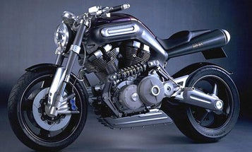 22 of the weirdest concept motorcycles ever made