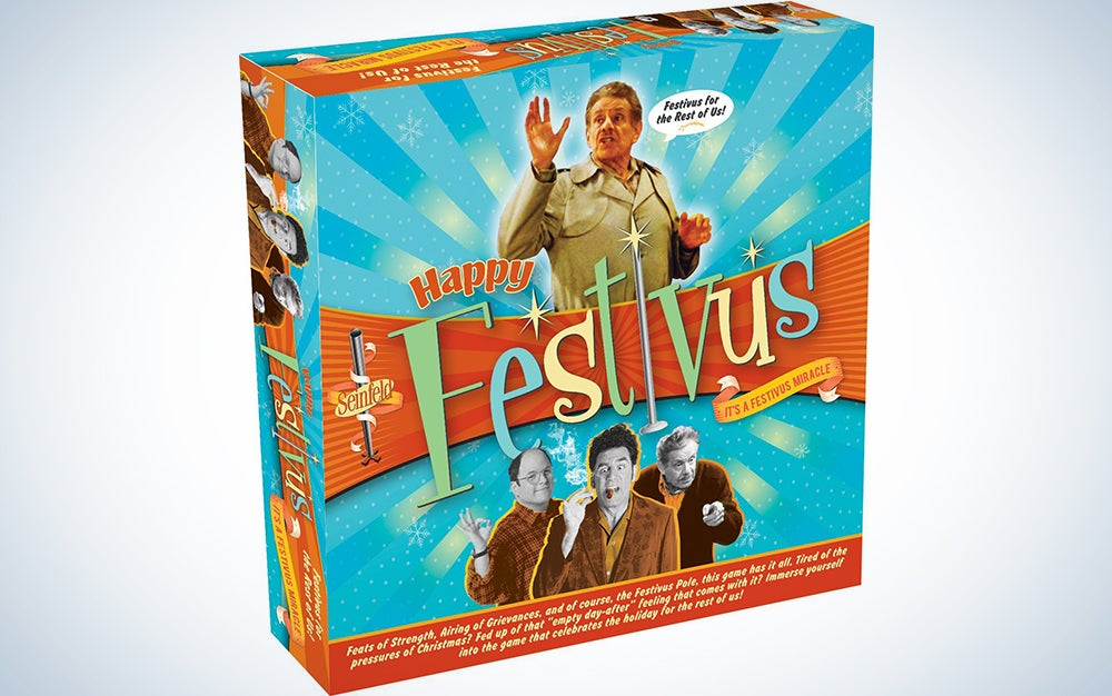 Seinfeld Festivus Board Game