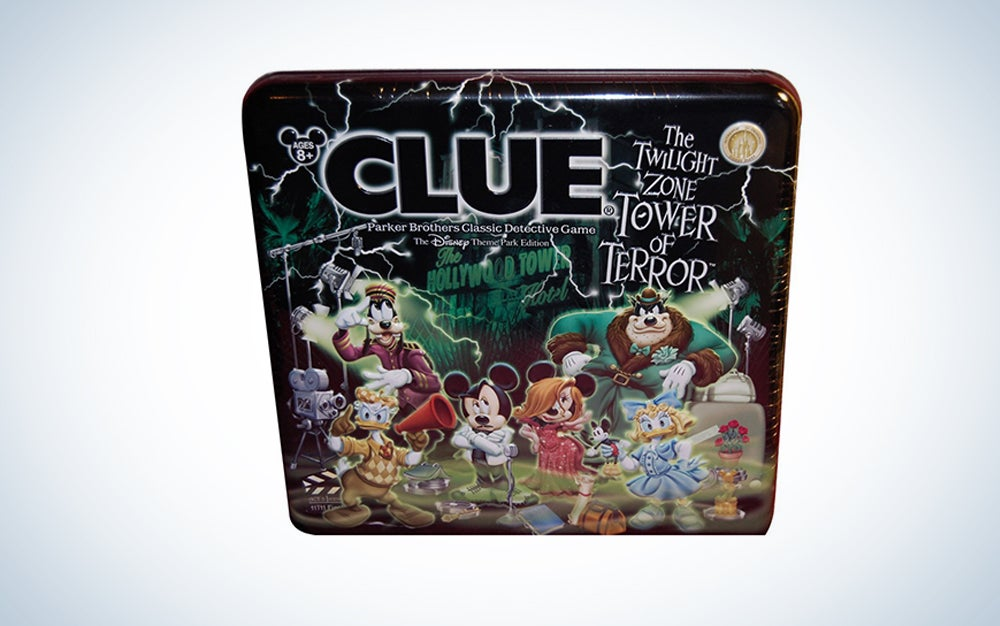 Tower of Terror Clue