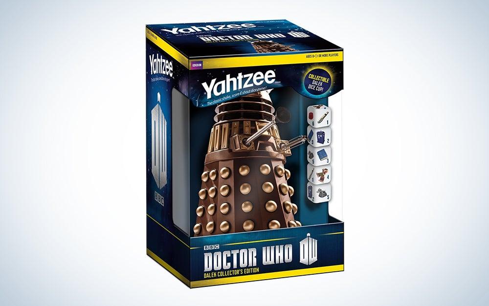 Doctor Who Dalek Yahtzee