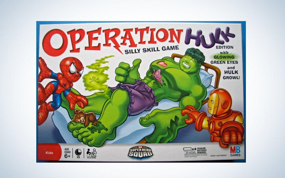 Hulk Operation