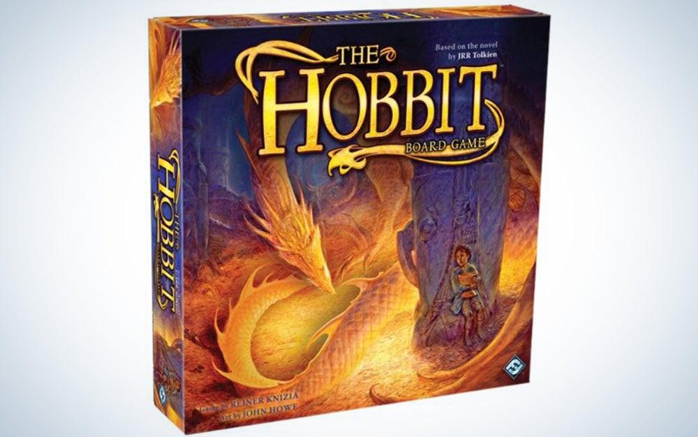 Hobbit Board Game