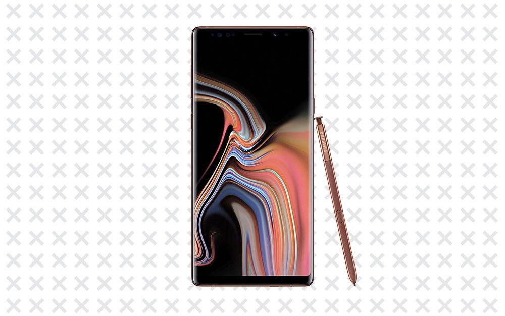 Galaxy Note 9 by Samsung
