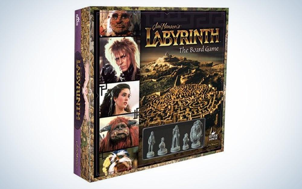 Labyrinth Board Game
