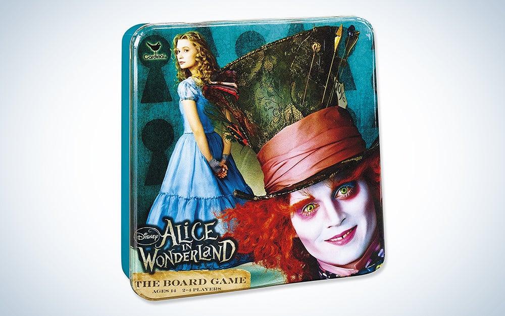 Alice in Wonderland Board Game