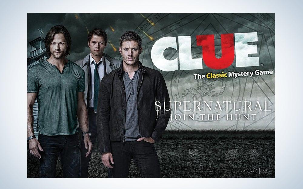 Supernatural Clue