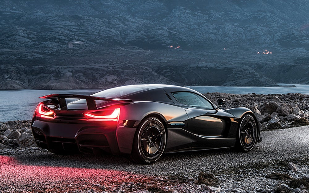 C_Two by Rimac