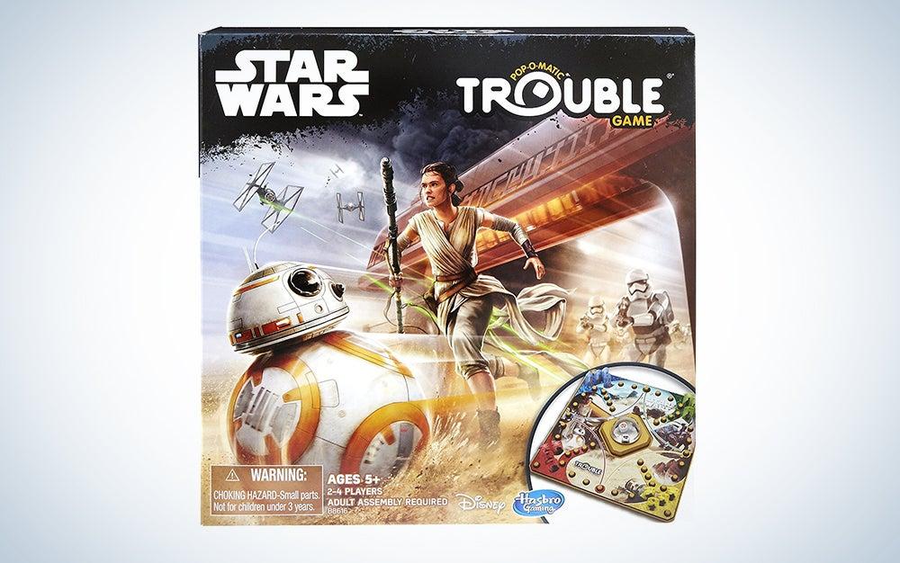 Star Wars Trouble