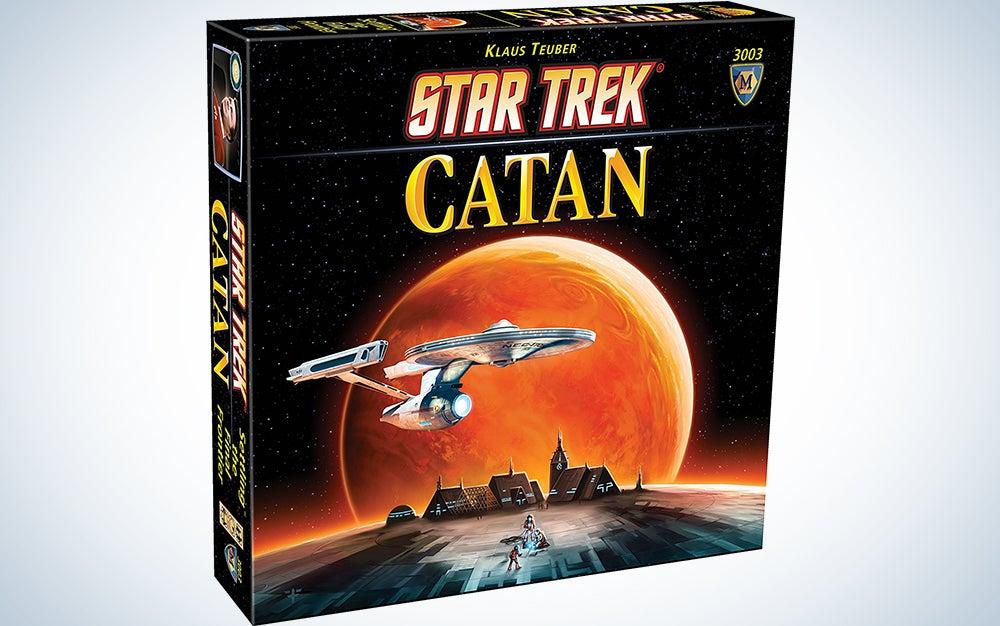 Star Trek Settlers of Catan