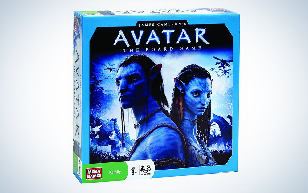 Avatar Board Game