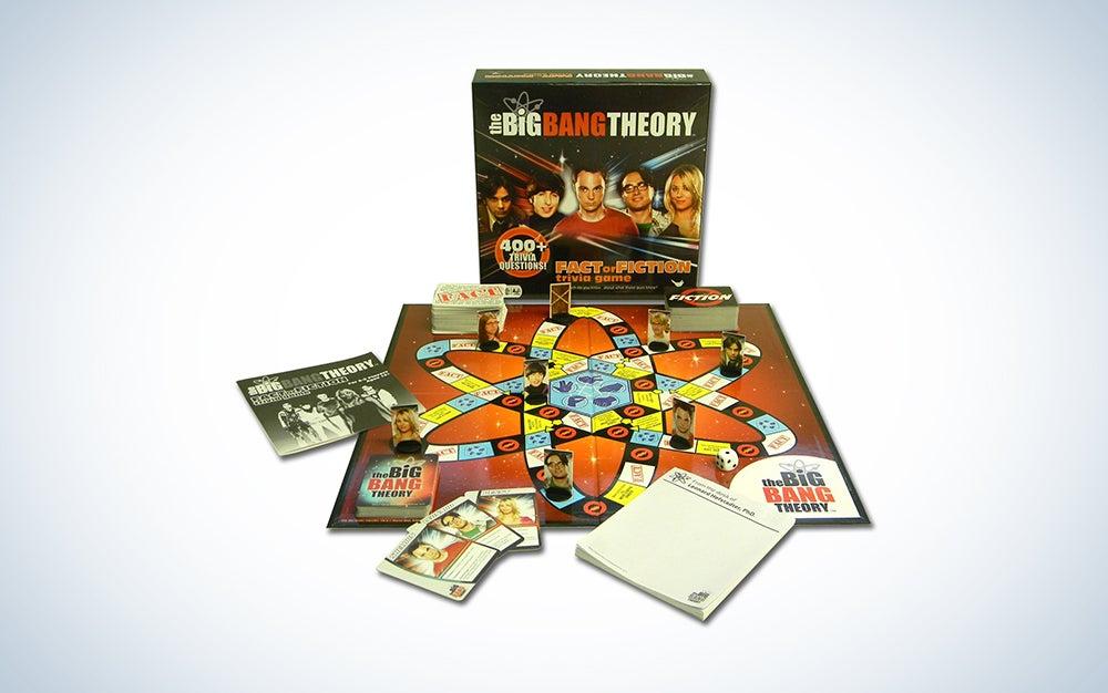 Big Bang Theory Board Game