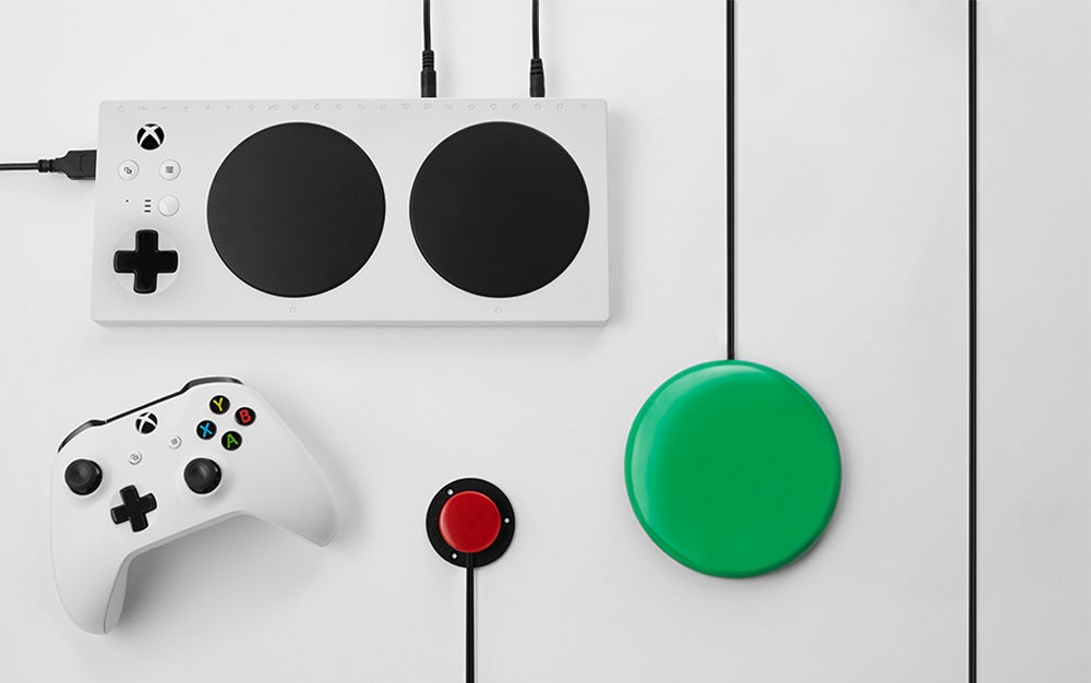 Xbox Adaptive Controller by Microsoft