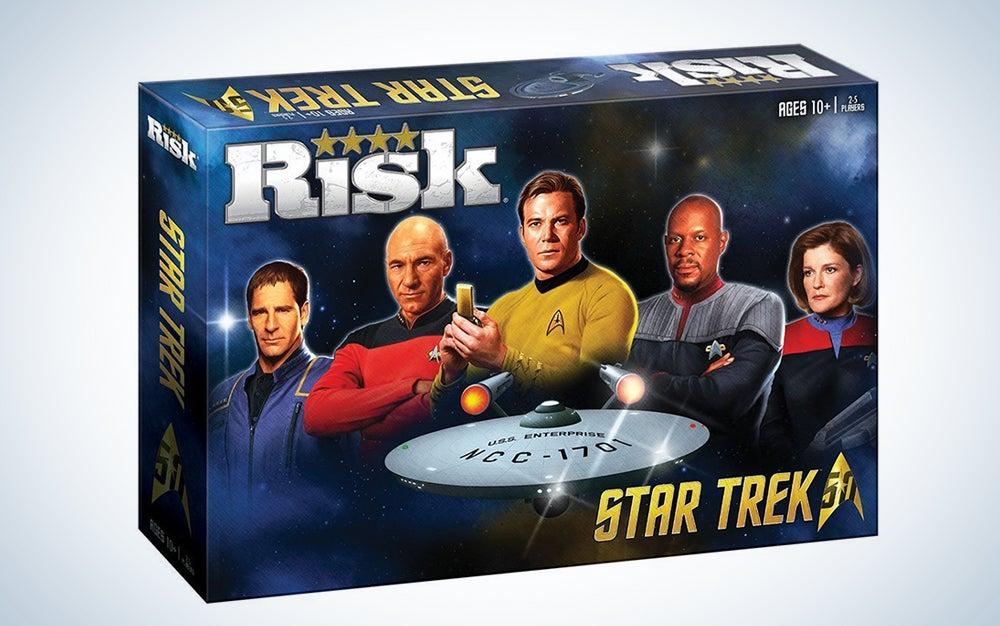 Star Trek Risk