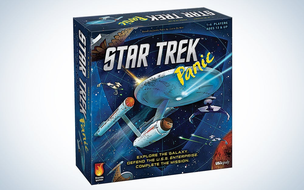 Star Trek Panic Game