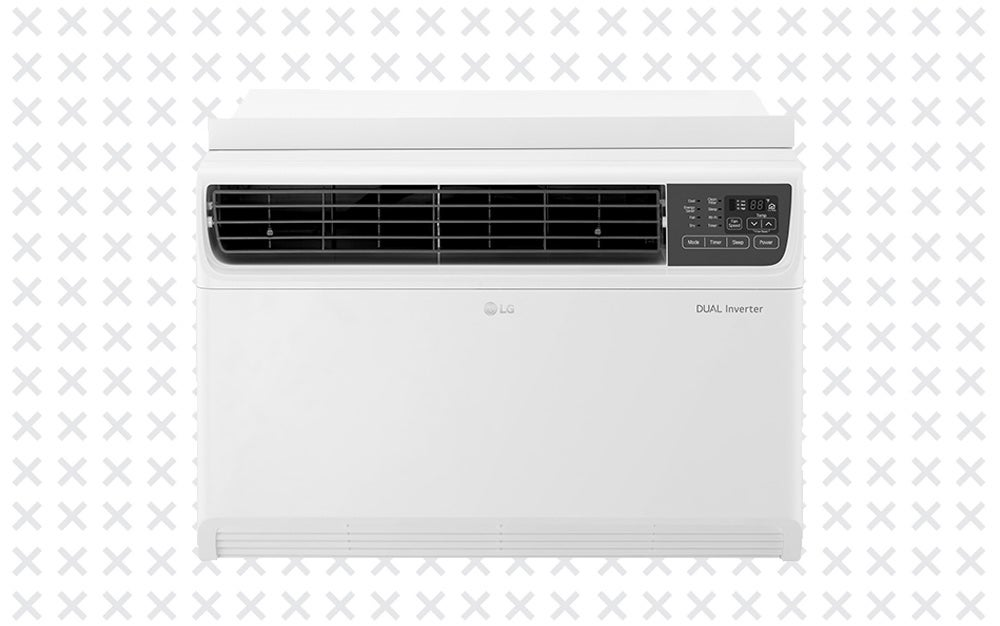 Dual Inverter Air Conditioner by LG