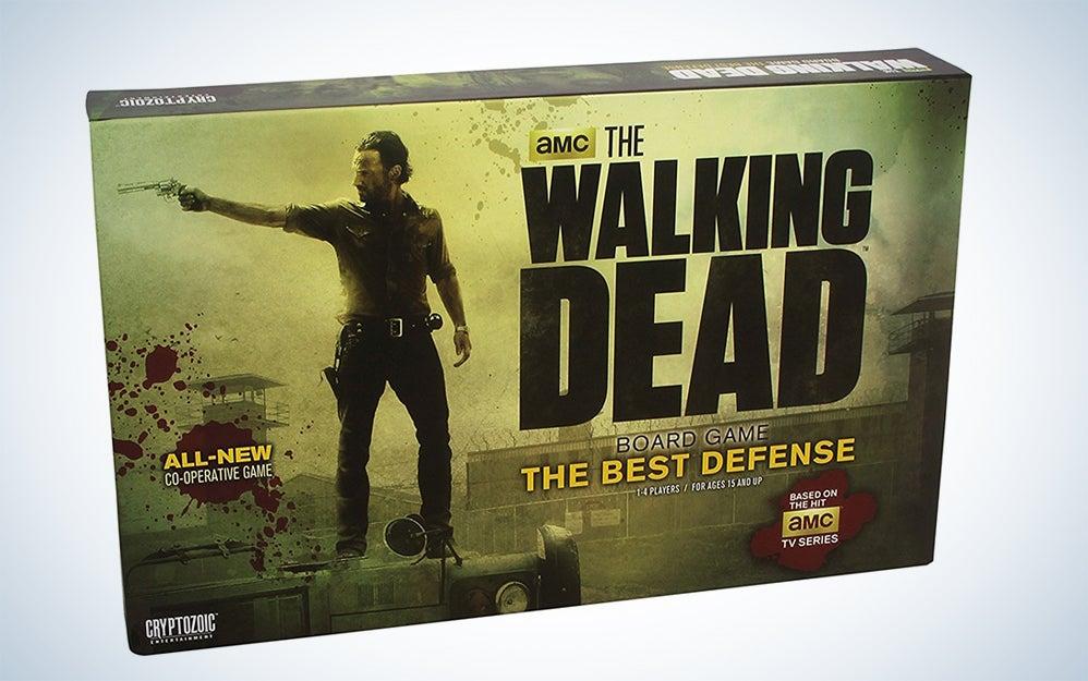Walking Dead survival game