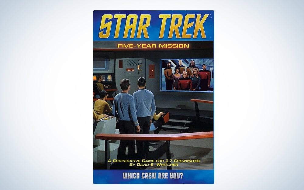 Star Trek Five Year Game
