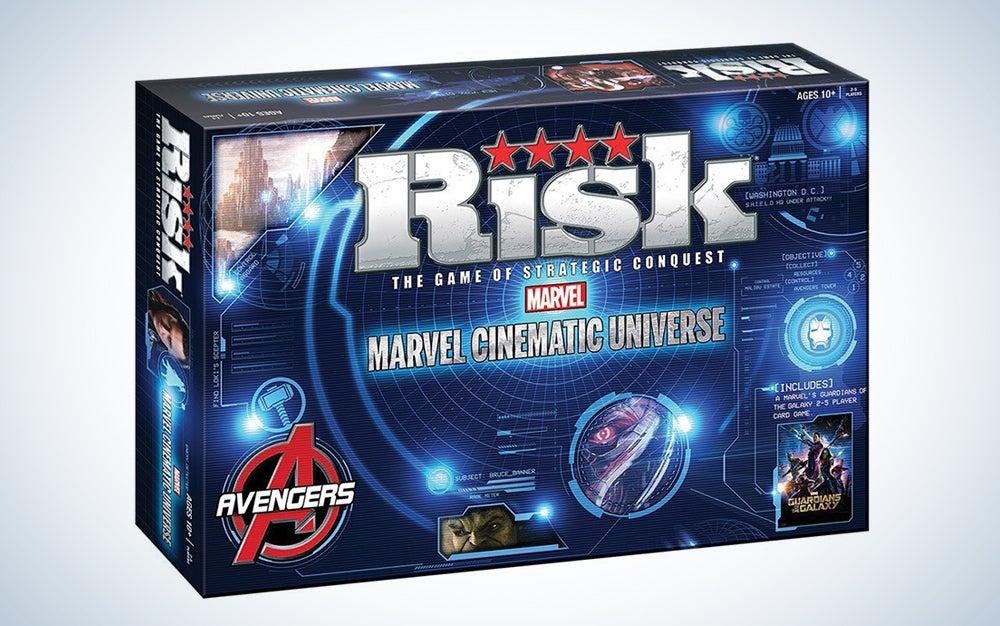 Avengers Risk
