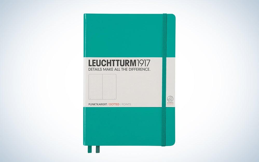 Leuchtturm 1917 Hardcore Medium Dotted Journal