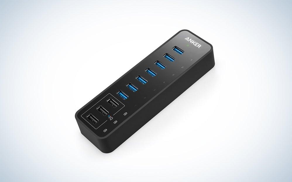 Anker 10 Port USB Data Hub