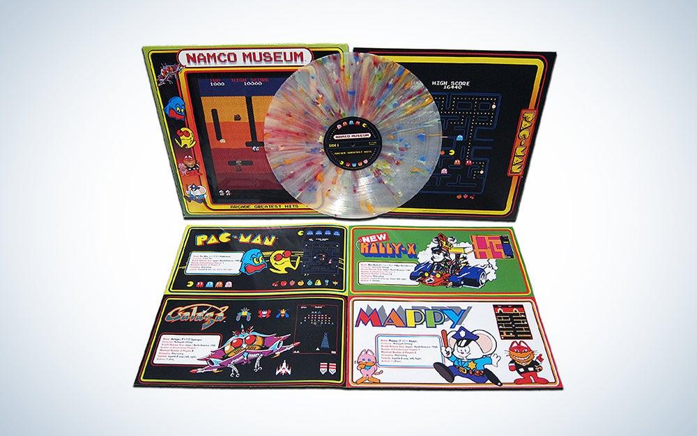 Namco Museum - Greatest Hits Exclusive Vinyl LP
