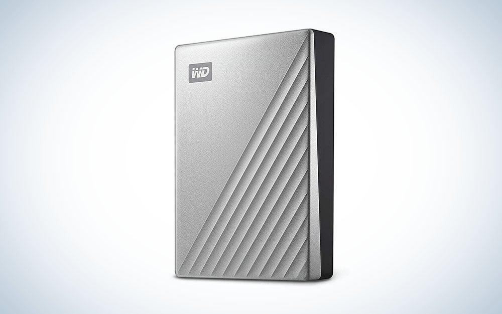 Western Digital MyPassport Ultra Portable Hard Drive