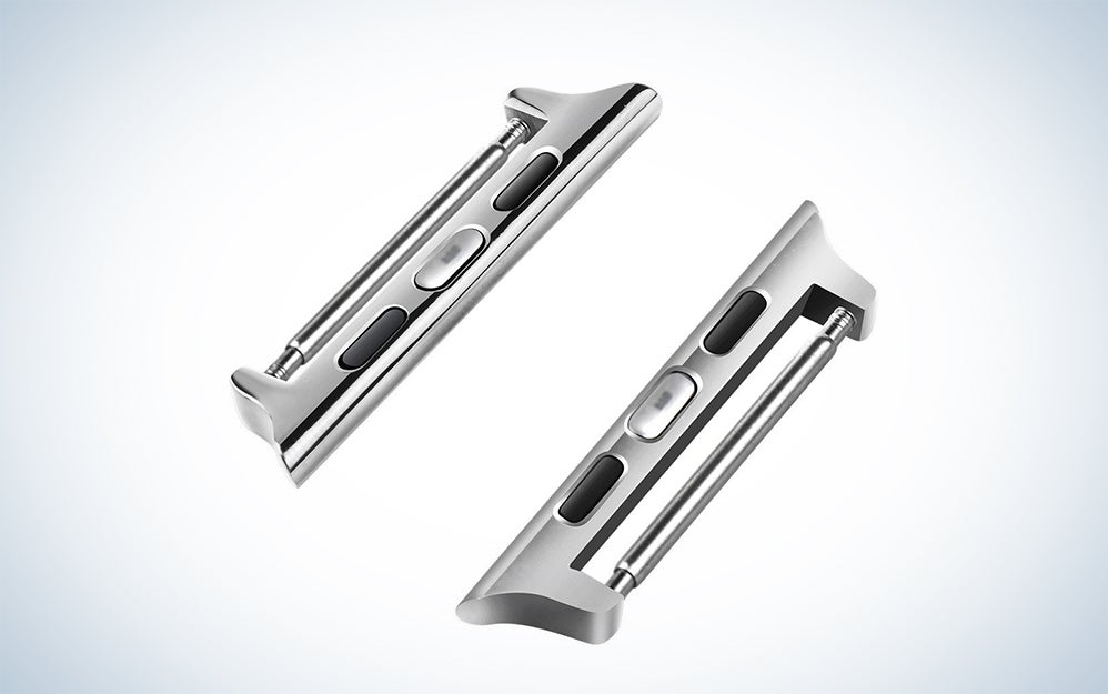 Wearlizer Metal Watch Band Clasp/connector
