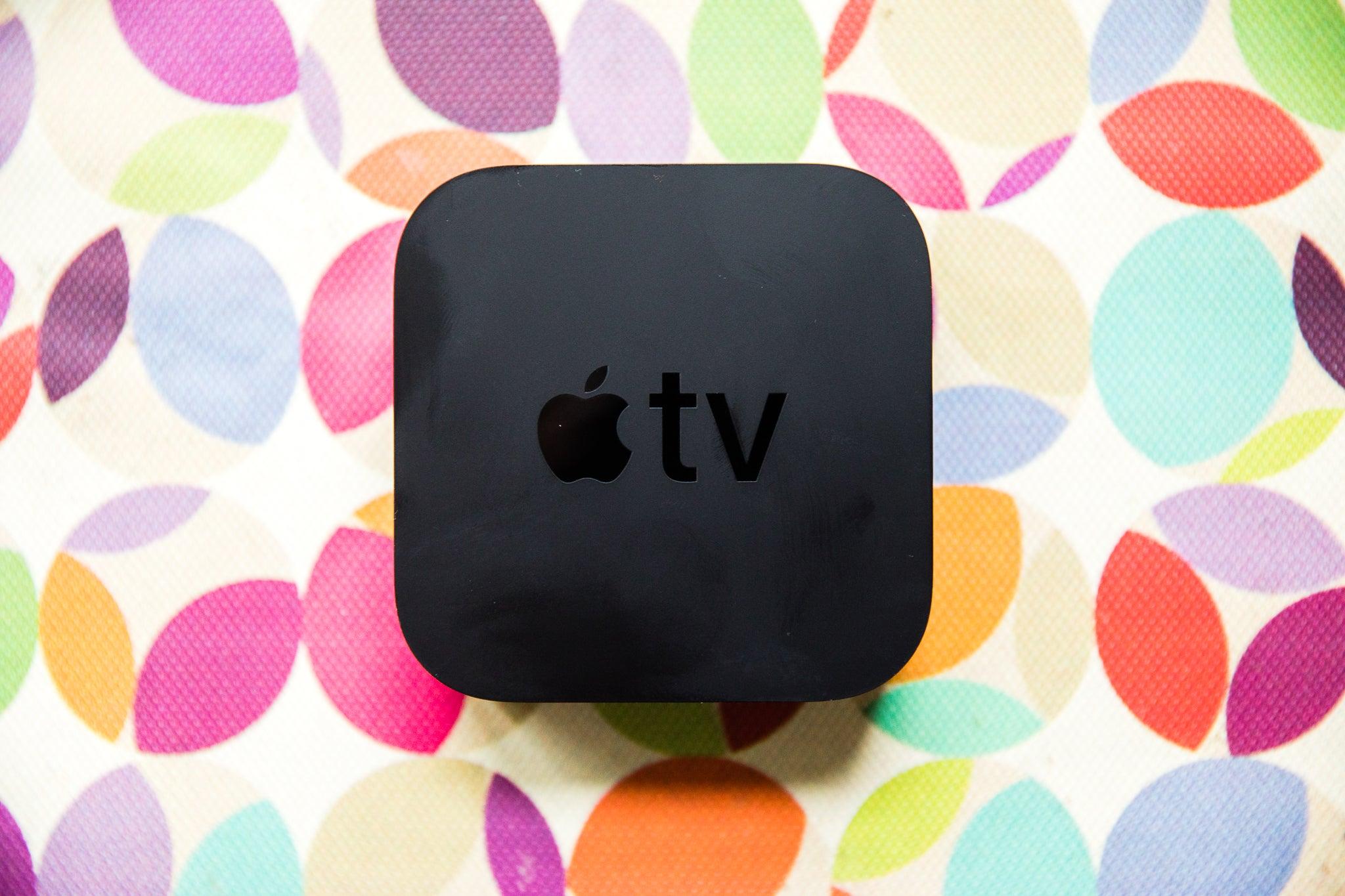 The Apple TV 4K