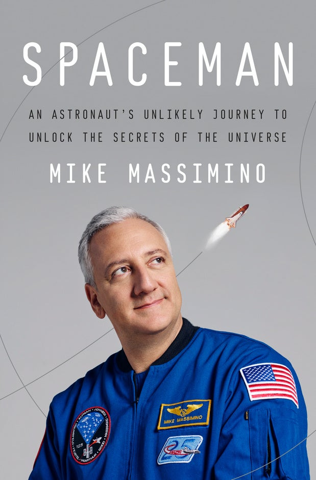 spaceman book cover