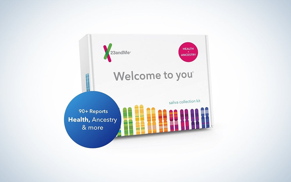 A Health and Ancestry Kit 23andMe