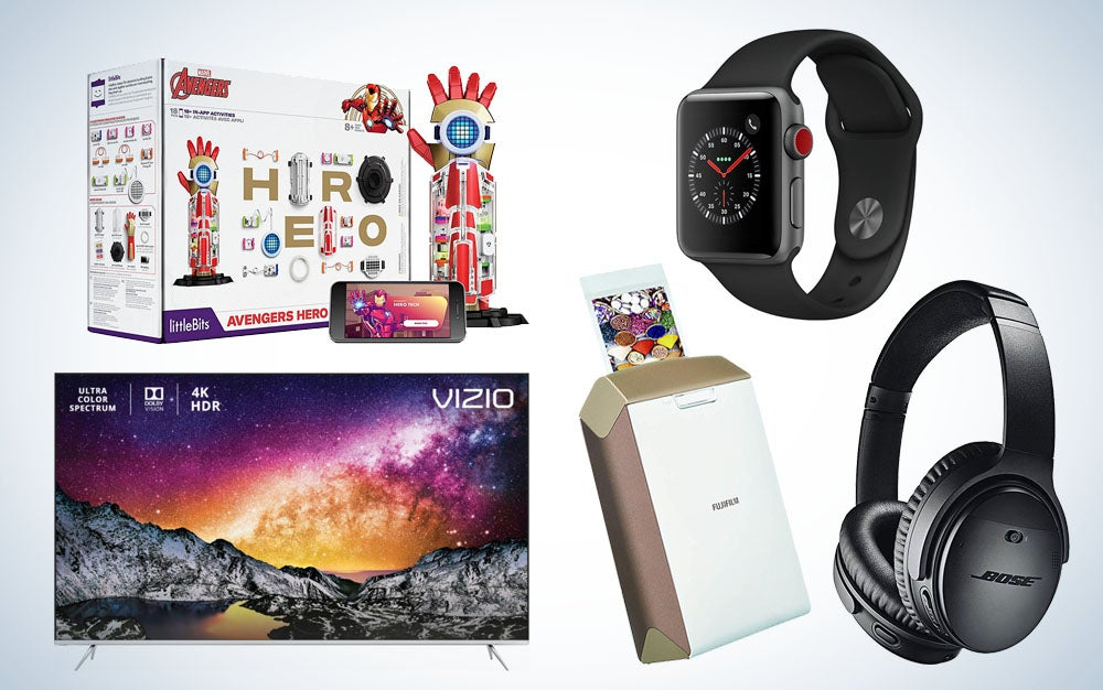 Deals on electronics, games, and audio gear