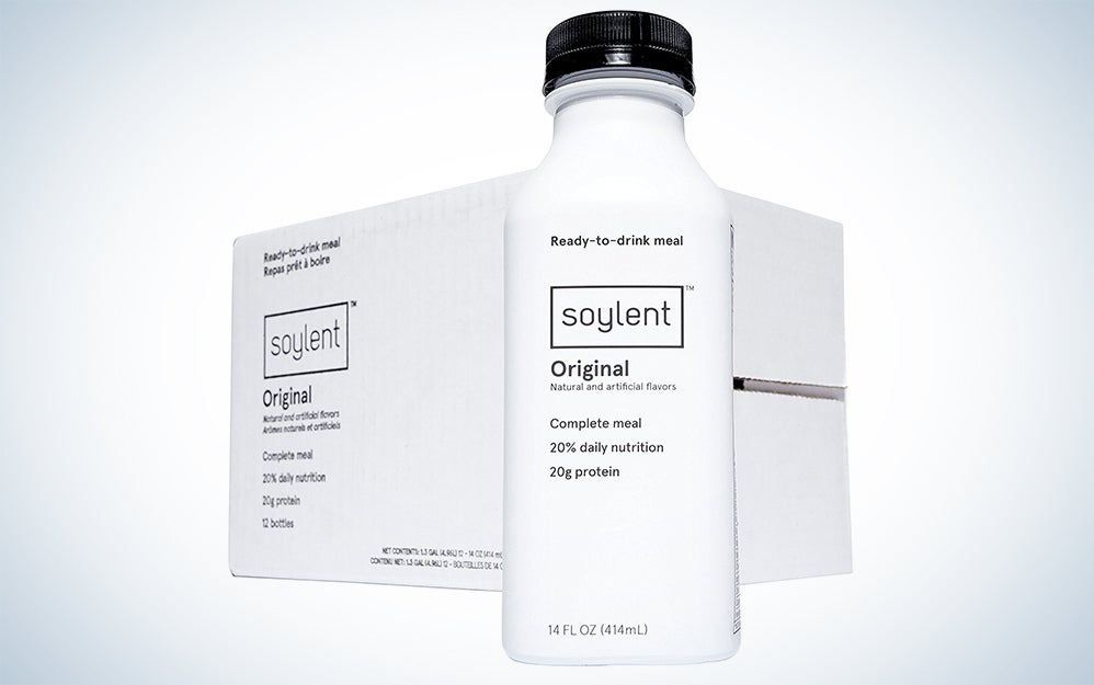 Original Soylent Meal Replacement Shake