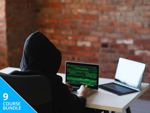 The Super-Sized Ethical Hacking Bundle