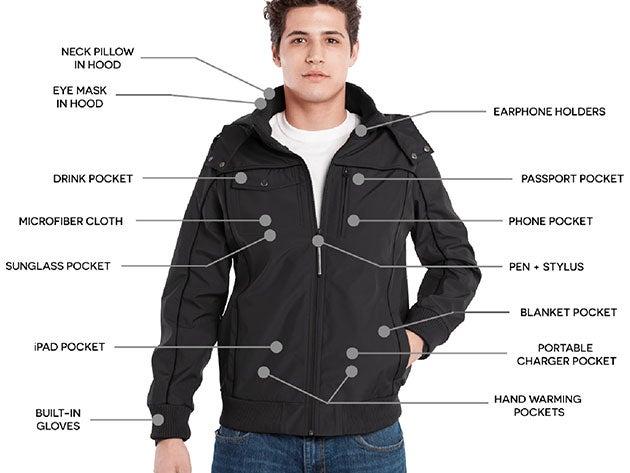 BauBax jackets