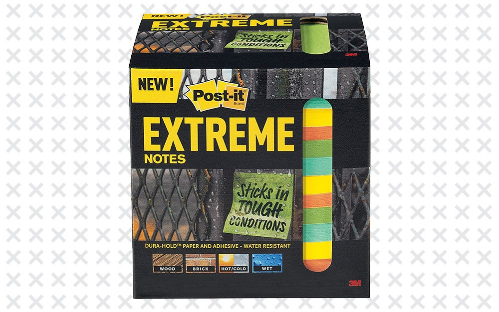 Post-it Extreme Notes by 3M