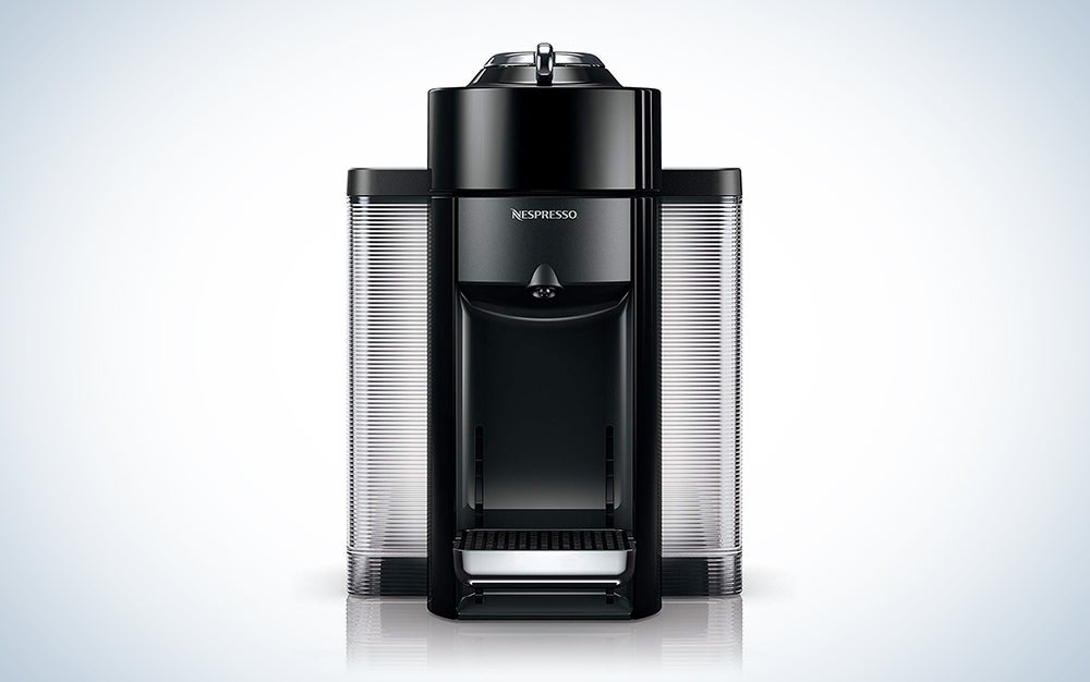 A single-serve coffee machine (that doesn't suck)
