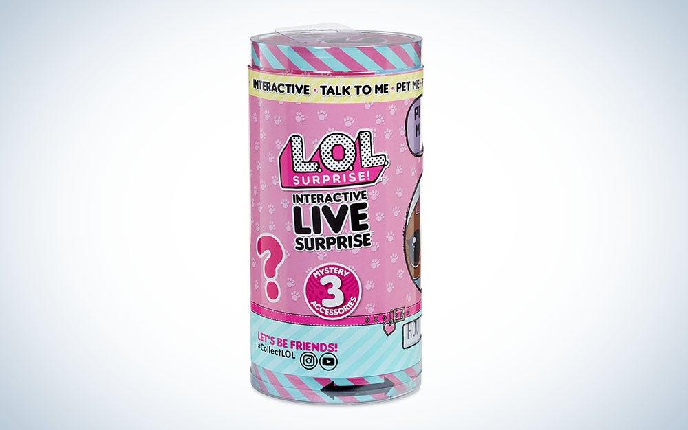 L.O.L. Surprise Interactive Live Surprise Pet