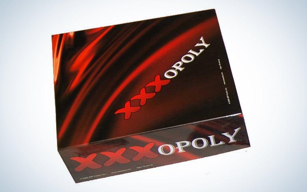 XXXopoly board game.