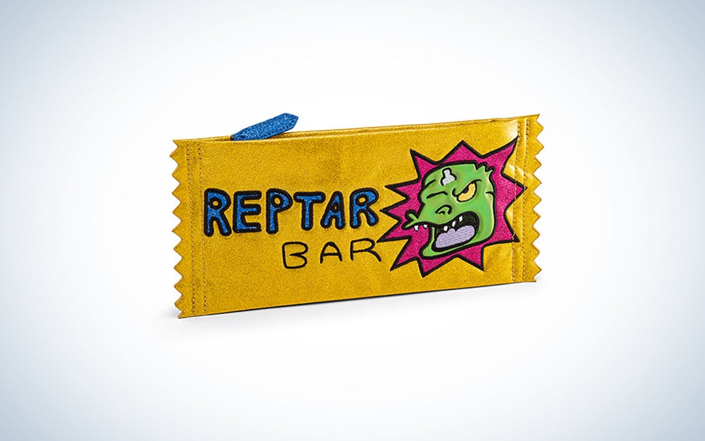 a reptar pouch