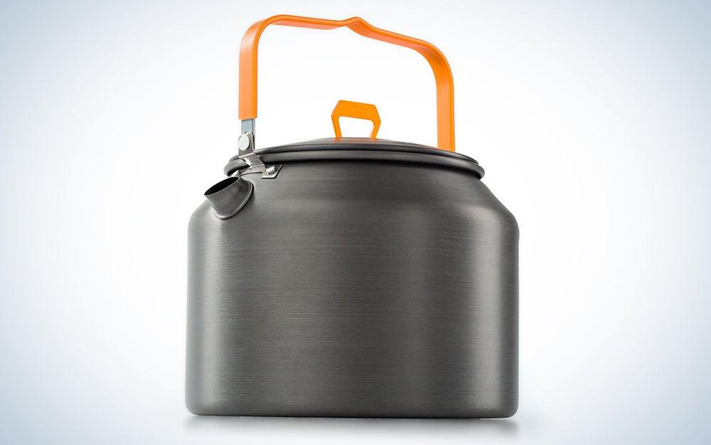 GSI Outdoors Halulite kettle.