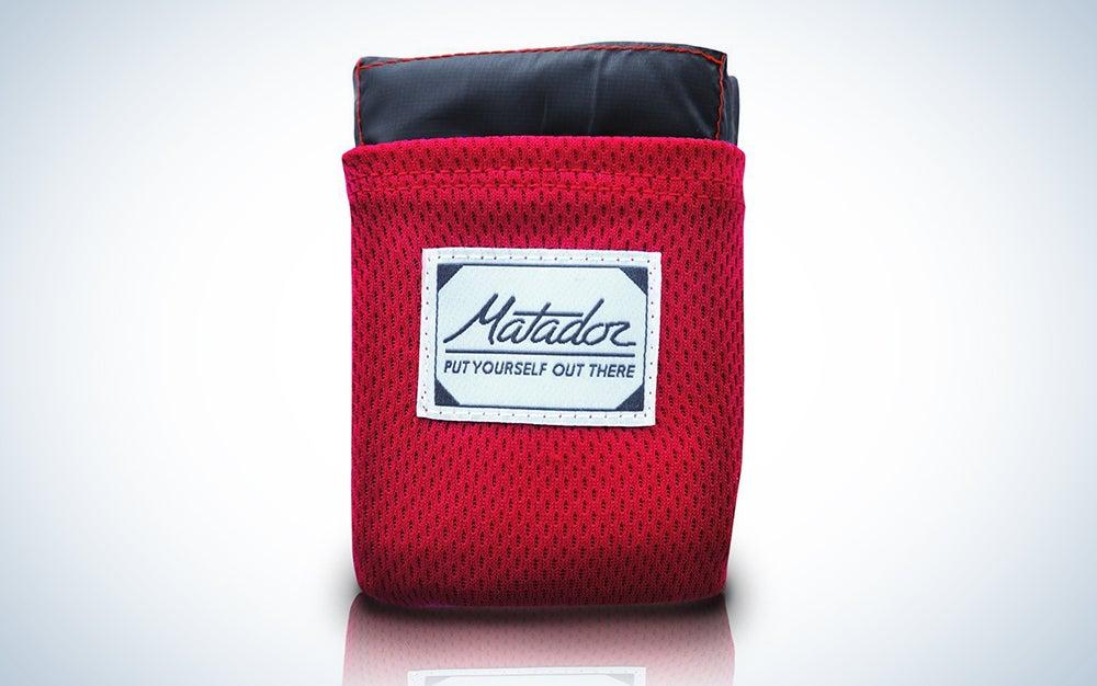Matador Pocket Blanket.