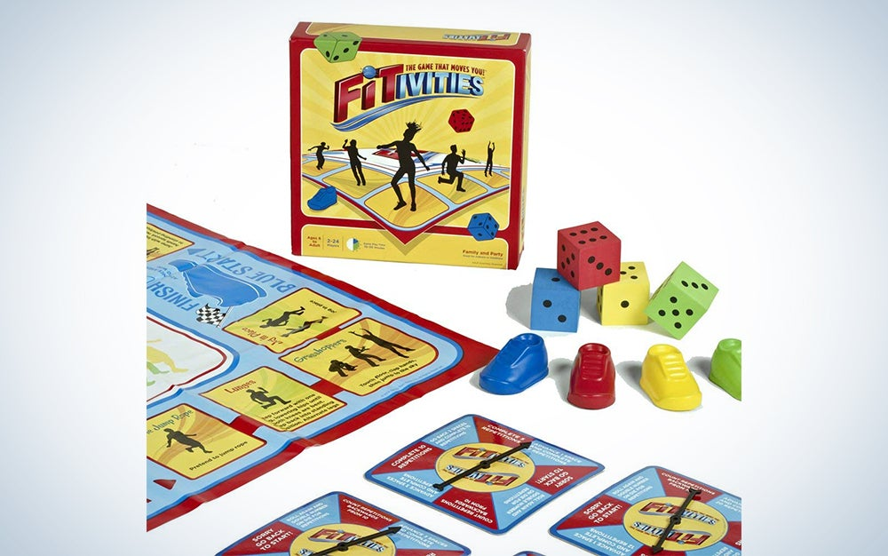 Fitivities exercise game