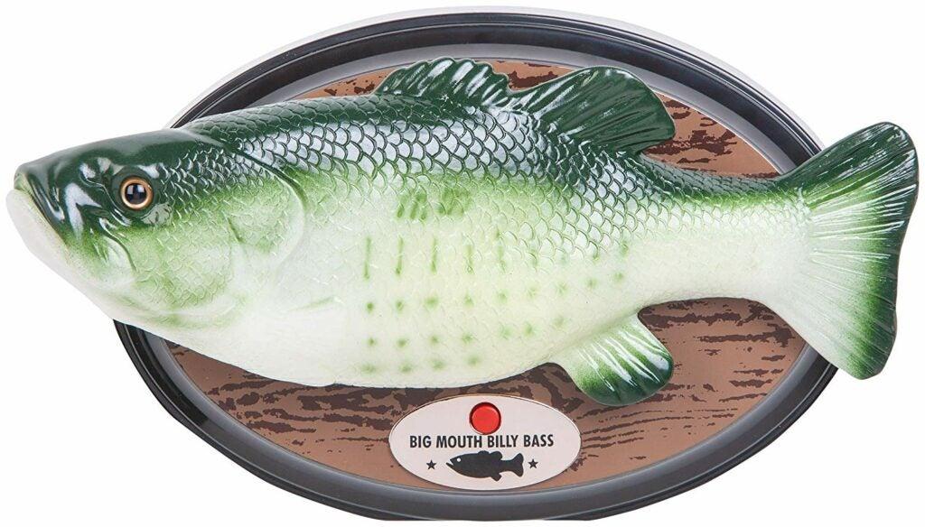 Big Billy Mouth Bass