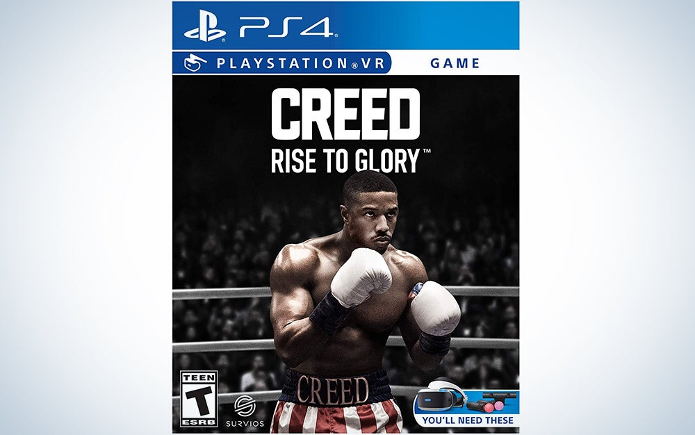 Creed: Rise to Glory PSVR boxing