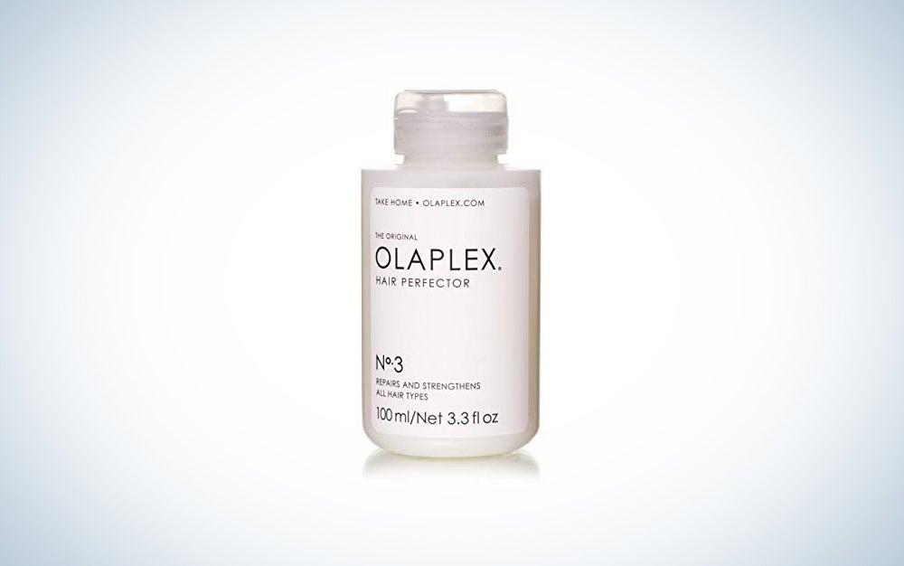 Olaplex to repair the hair