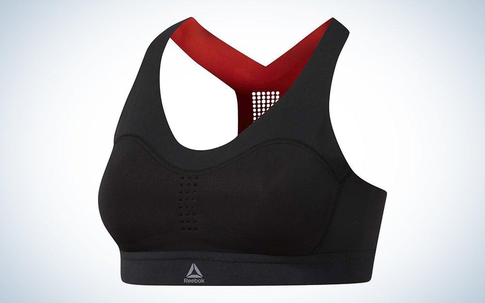 reebok pure move sports bra